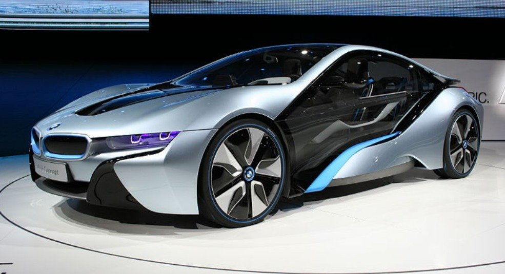The History And Evolution Of The Bmw I8