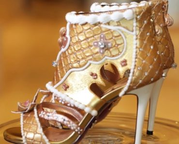 A Closer Look at the $15.1 Million Debbie Wingham High Heels