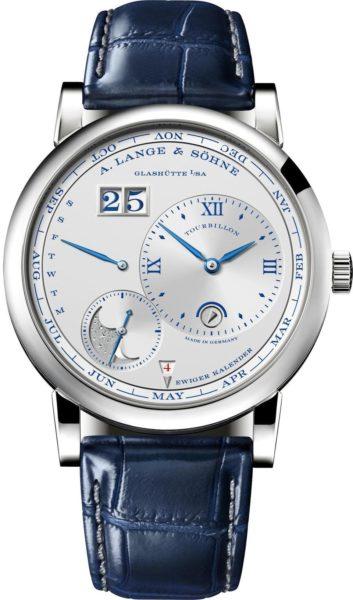 Lange & Sohne Lange 1 Tourbillon Perpetual Calendar Anniversary Watch
