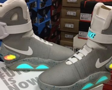 ike Air Mag Back to the Future 2016