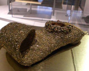 Nizam Sikandar Jah's Shoes
