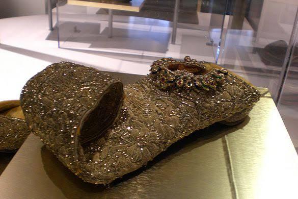 Nizam Sikandar Jah%E2%80%99s Shoes %E2%80%93 160000 .Los 20 zapatos más caros del mundo 2021