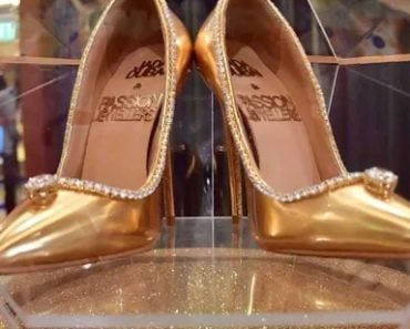A Closer Look at the $17 Million Passion Diamond Shoes