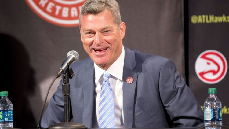 Atlanta Hawks owner Tony Ressler