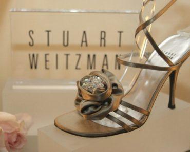 "A Closer Look at the $1 Million Stuart Weitzman ""Marilyn Monroe"" Shoes"