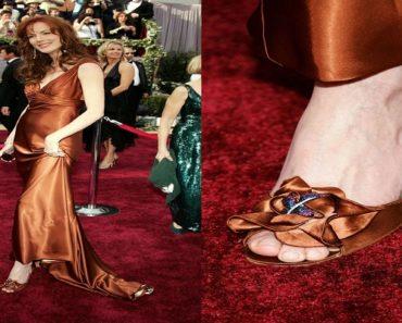 A Closer Look at the $3 Million Stuart Weitzman Rita Hayworth Heels
