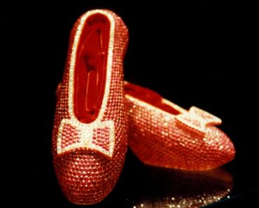 A Closer Look at the $3 Million Harry Winston Ruby Slippers