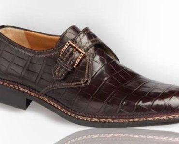 A Closer Look at the $30,000 Testoni Men's Dress Shoes