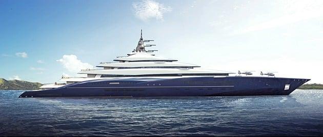 Double Century Yacht