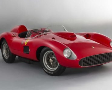 The 20 Most Expensive Ferraris Ever Sold