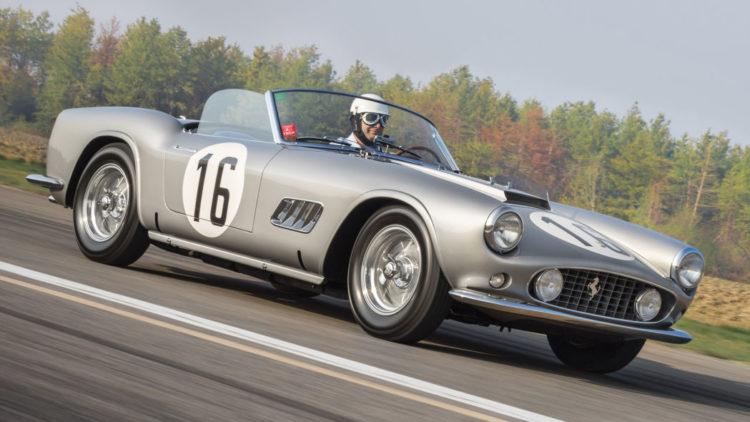 1961 Ferrari 250 GT LWB California Spider Competizione
