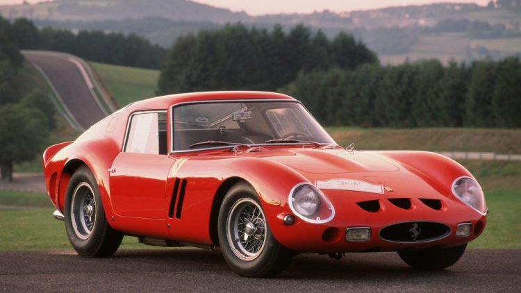 1963 Ferrari GTO $52 Million