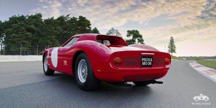 1964 Ferrari 250 LM Rear