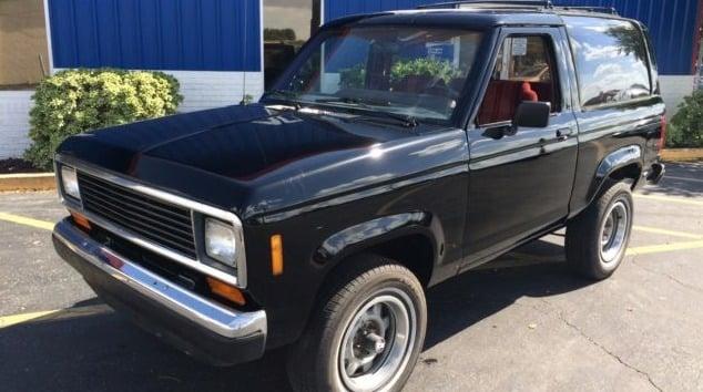 1988 Ford Bronco II SUV 4WD
