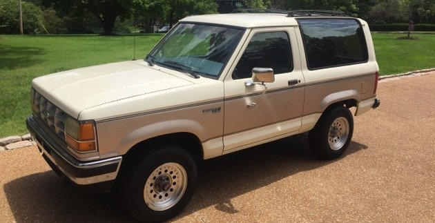 1989 Ford Bronco II SUV 4WD