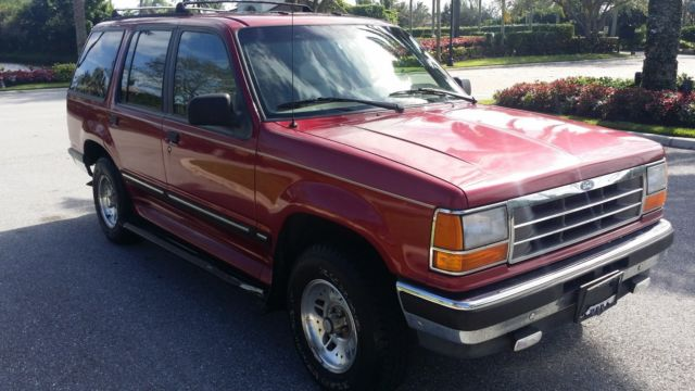 1994 Ford Explorer SUV 4WD