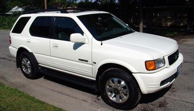 1998 Honda Passport SUV