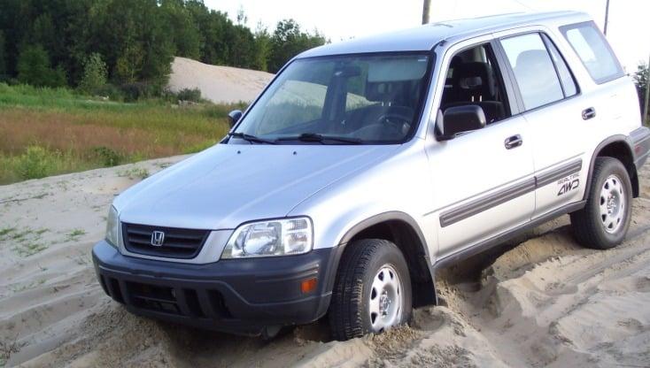 1999 Honda CR-V SUV 4WD