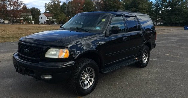 2002 Ford Expedition SUV 4WD
