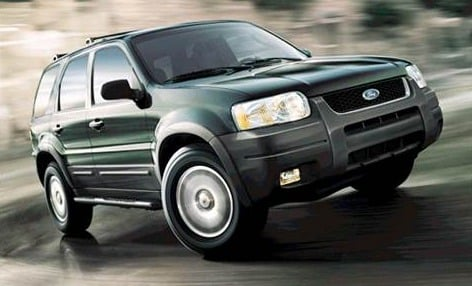 2003 Ford Escape SUV 4WD