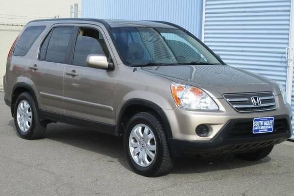 2006 Honda CR-V