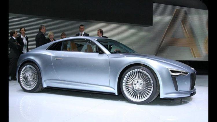 2010 Audi e-tron Detroit show car