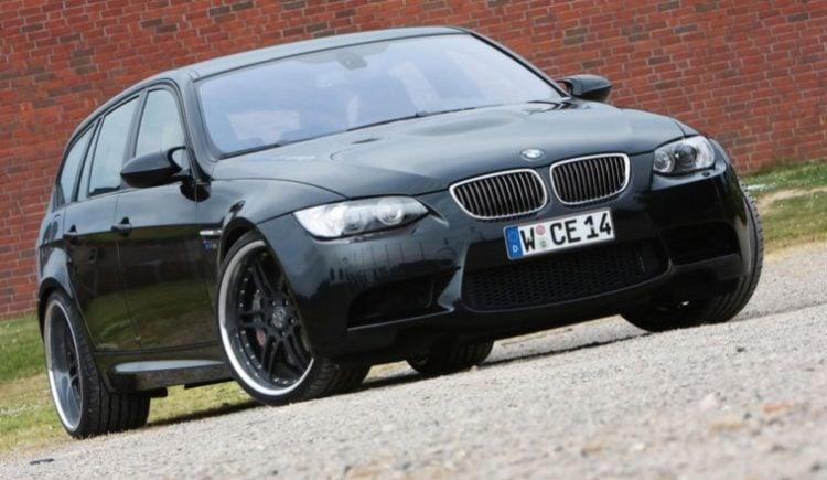 2010 BMW M3 Manhart Racing V10