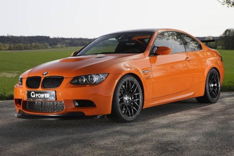 2011 BMW M3 GTS G-Power