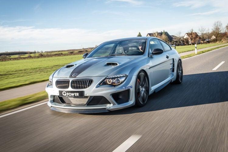 2015 BMW M6 G-Power Hurricane CS Ultimate