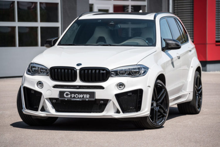 2016 BMW X Power M, G-Power Typhoon