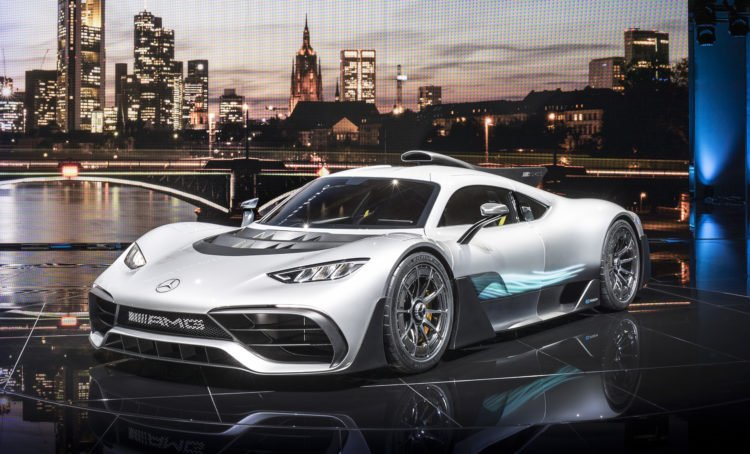 2020 Mercedes AMG Project One