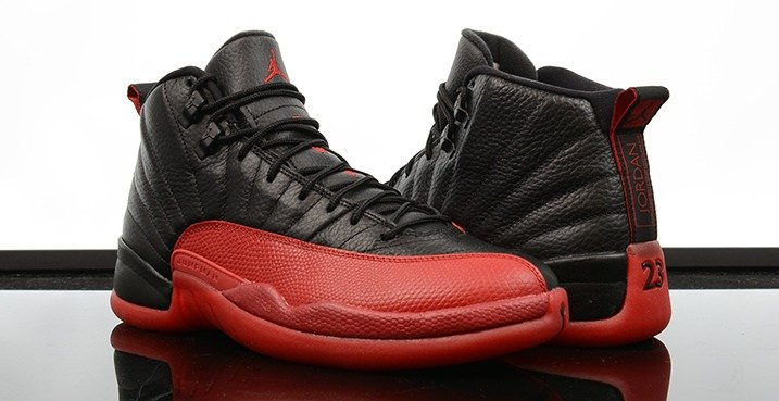 Air Jordan 12 (Flu Game)
