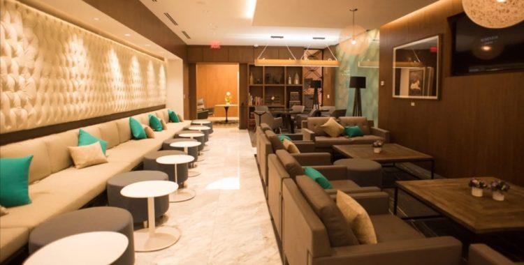 AmEx Centurion Lounge Mexico City