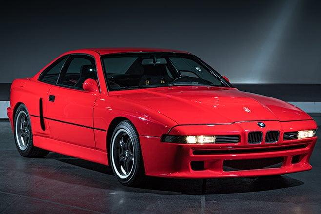 BMW M8 Prototype, E31
