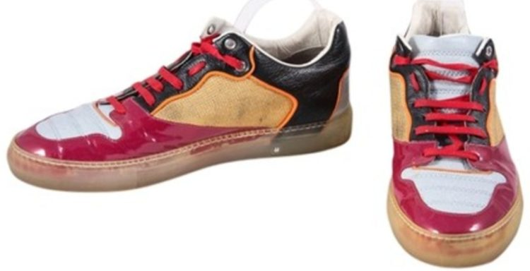 Balenciaga Multicolor Sneakers (Bowling)