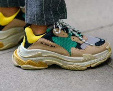 Balenciaga Sneakers Main