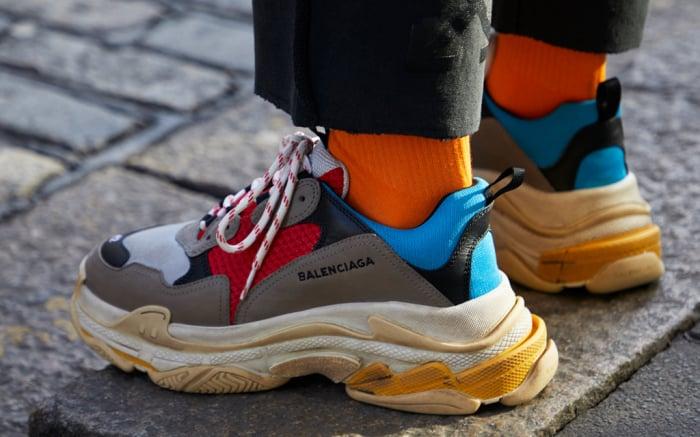 Balenciaga Triple S (Dad Shoe)