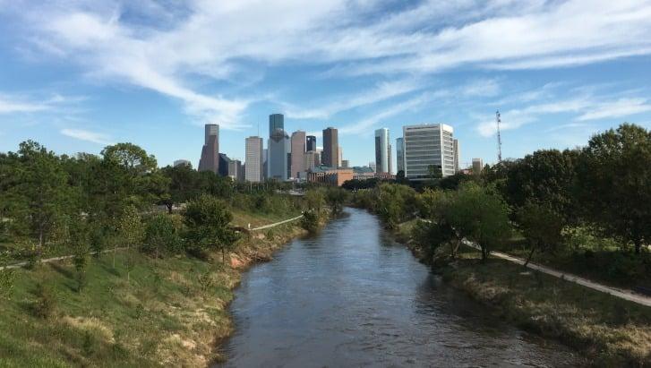 Buffalo Bayou Houston