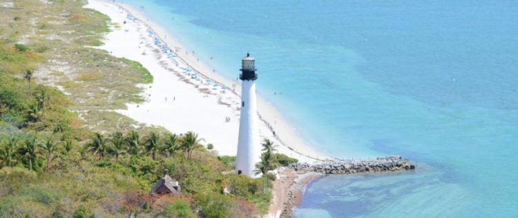 Cape Florida Lighthouse at Key Biscayne
