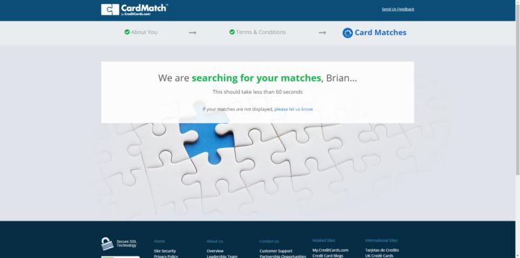 CardMatch Tool