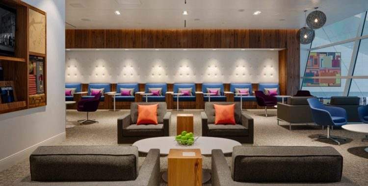 Centurion Lounge DFW