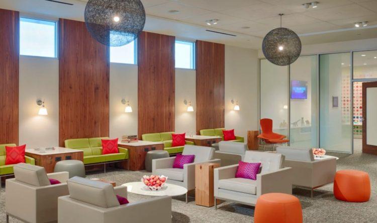 Centurion Lounge Houston