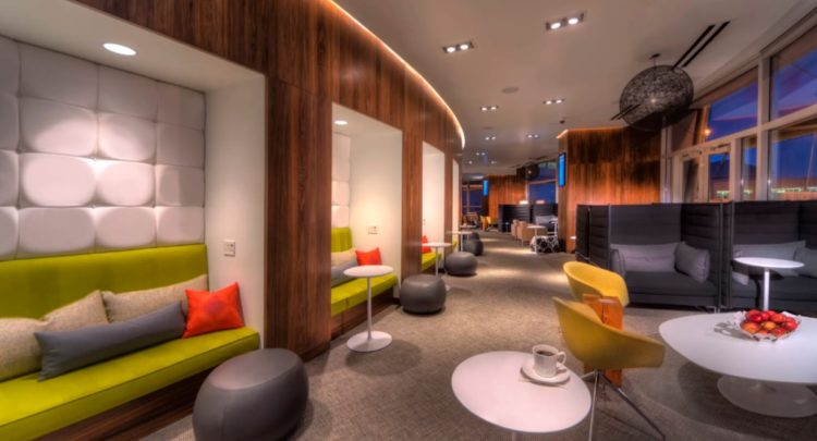 Centurion Lounge Vegas
