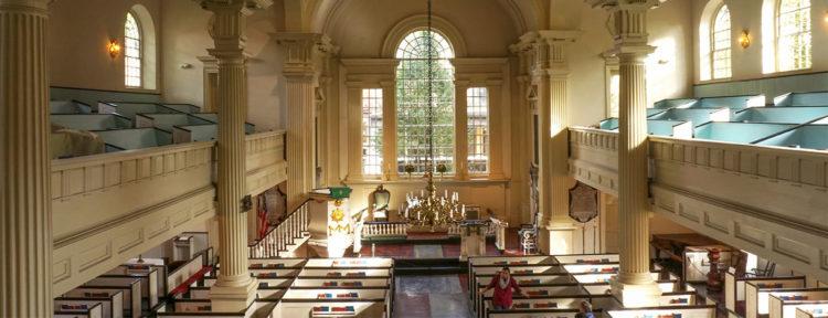 Christ Church Episcopal Philadelphia