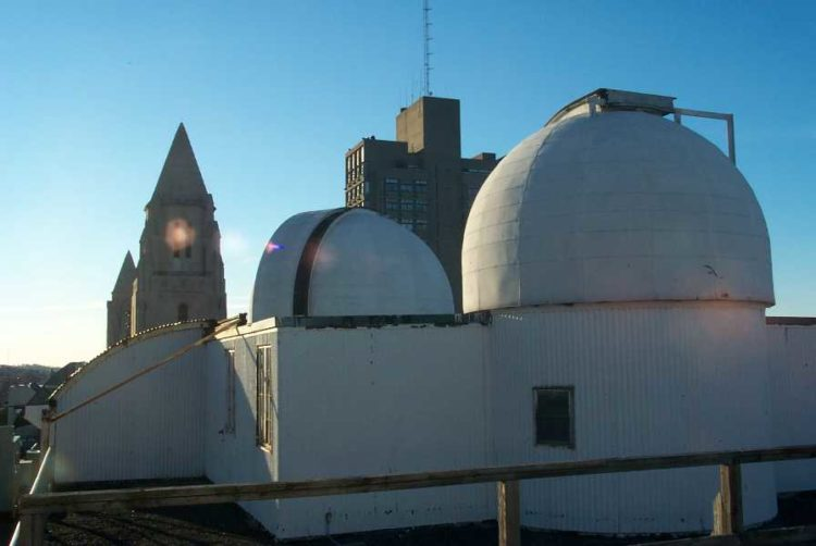 Coic Observatory at Boston University