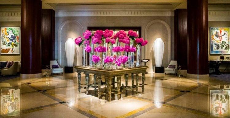Dallas Ritz Lobby