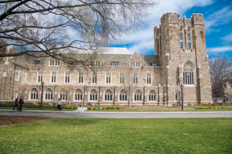Duke University Quad