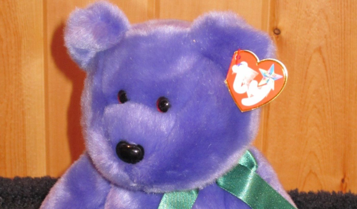 Why Beanie Baby Employee The Bear Is Worth 3 000