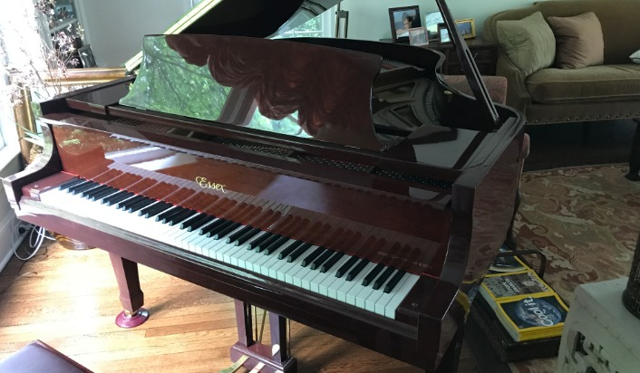 Essex Baby Grand Piano