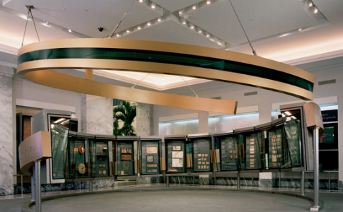 Federal Reserve Bank Money Museum